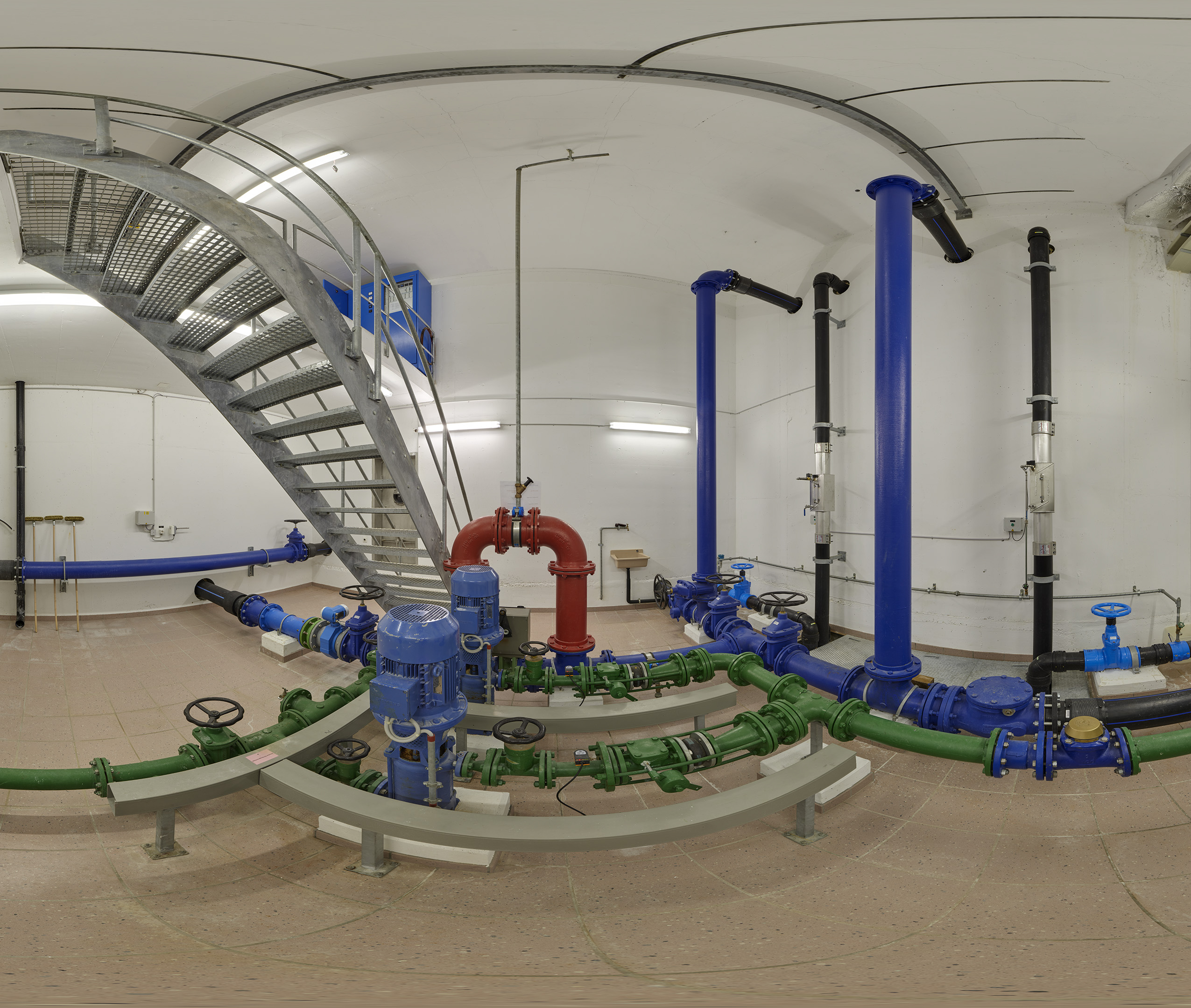 Wasserreservoir Zellerhof